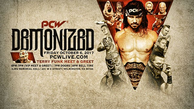 "PCW ""Demonized"" 10/6/17"