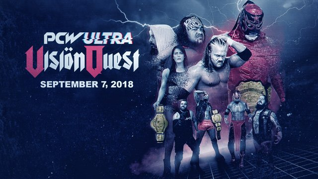 PCW ULTRA | VISION QUEST | 9.7.18