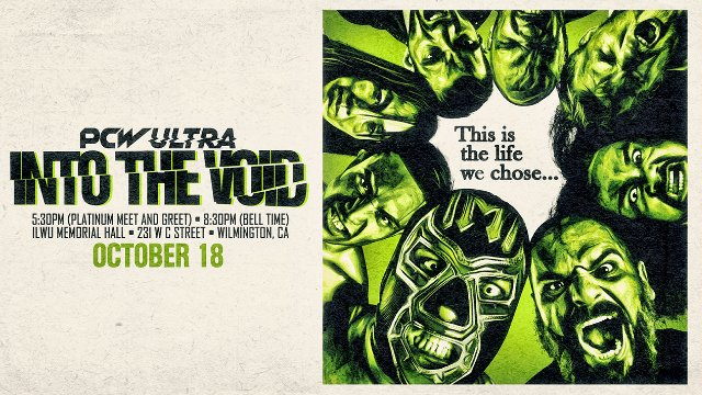 PCW ULTRA | INTO THE VOID | 10.18.19