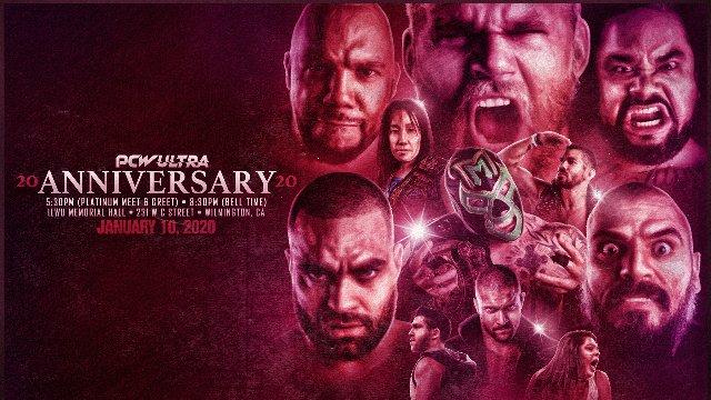 PCW ULTRA | ANNIVERSARY 2020 | 1.10.20