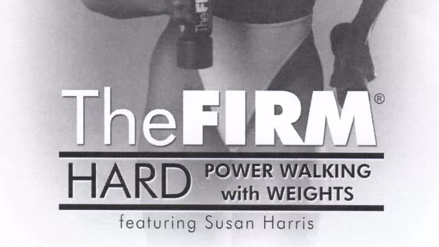 Power Walking With Weights - Hard(audio)