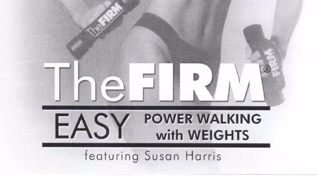 Power Walking With Weights - EASY (audio)