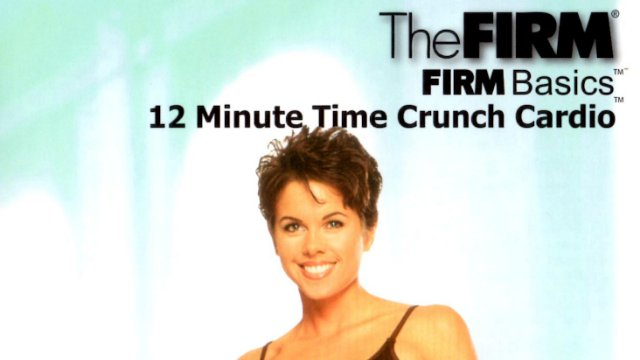 12 Minute time Crunch Cardio
