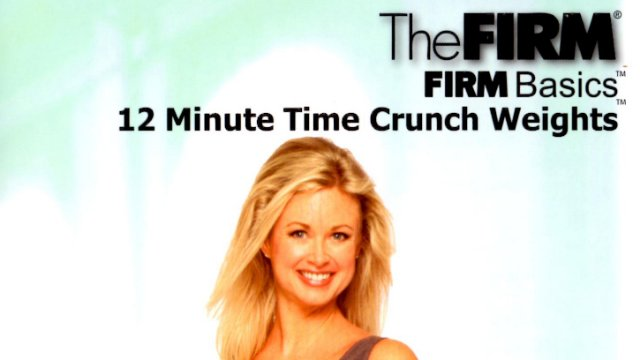 12 Minute Time Crunch Weights