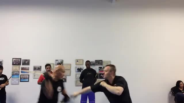 REFLEX SPEED: Developing Timing via Sparring, Family Martial Arts Academy, Upland, CA, U.S.A.