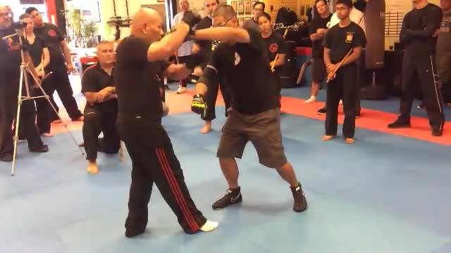GENERAL KNOWLEDGE: Multiple Opponent Stances/Empty Hands Cavada Flow