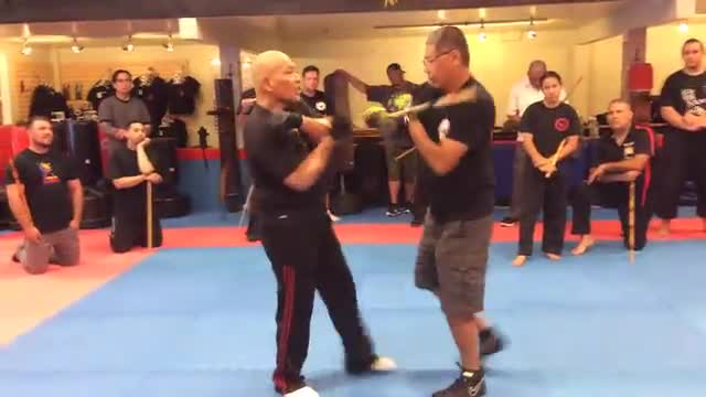 REFLEX SPEED:  The Importance of Sparring