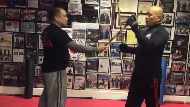 BASICS:  3 Ranges of Eskrima