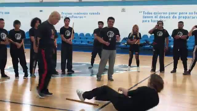 Takedowns and Control, MEXICO