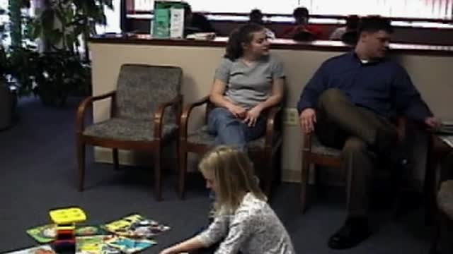 Doctor's Office - Expected Waiting Room Behavior