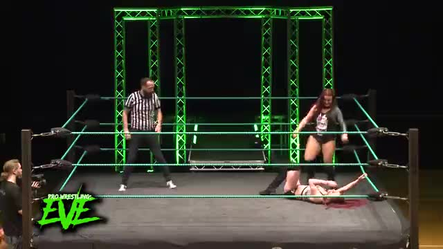 EVE Championship Match: Sammii Jayne vs Debbie Sharpe vs Kay Lee Ray  [EVE On The Road] October 8, 2017