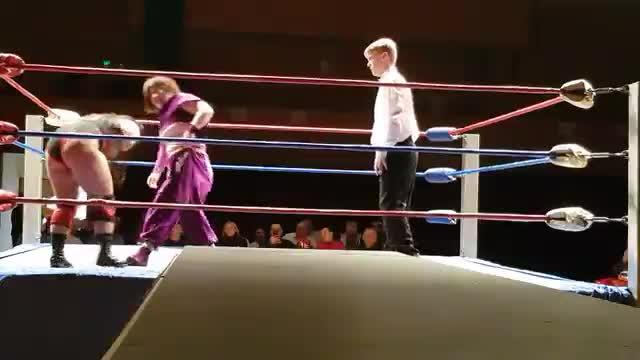 Emi Sakura vs Jordynne Grace [EVE at XWA, March 11, 2018]