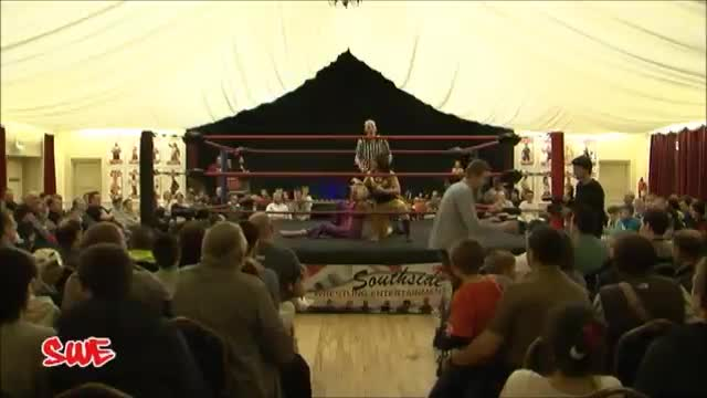 FLASHBACK March 3, 2012 - Nikki Storm vs Erin Angel