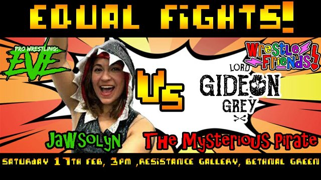 "XWA vs EVE ""Equal Fights!"" JAWSolyn [EVE] vs The Mysterious Pirate [XWA]"
