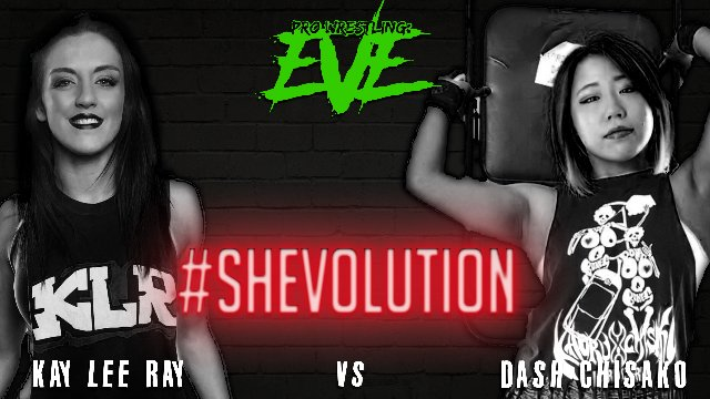 SHEVOLUTION! - March 30, 2018