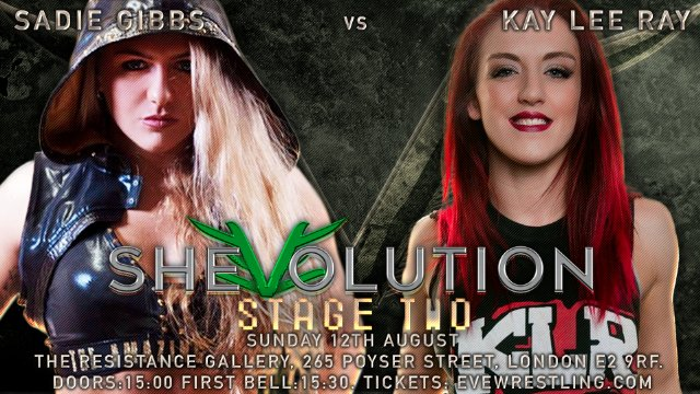 SHEvolution - Next Gen Women's Wrestling Episode Four