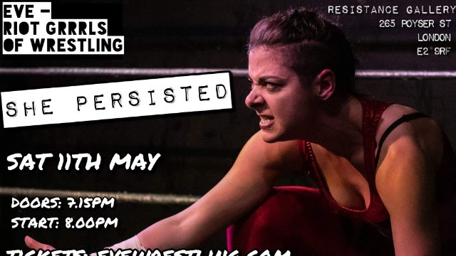 9 Year Anniversary Show: SHE Persisted - May 11, 2019