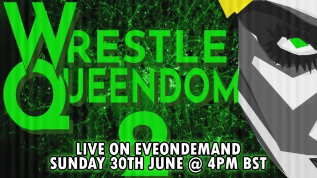 EVE: Wrestle Queendom 2! June 30, 2019