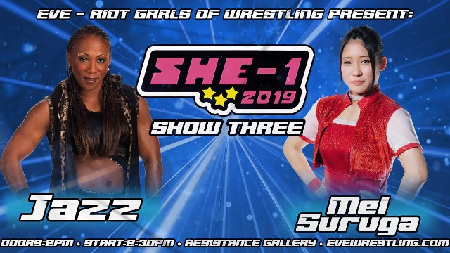 2019 SHE-1 SERIES - Episode 3 - Nov 10, 2019