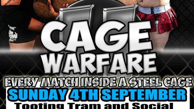 Cage WarFare 2