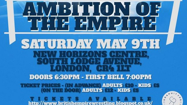 Ambition of The Empire