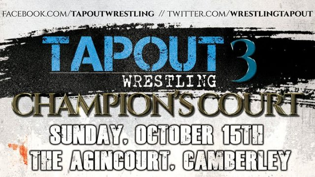 Tapout Wrestling 3 - Champions Court
