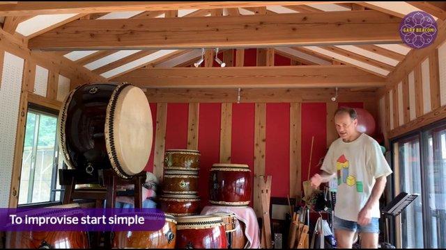 72. Taiko Drums Hibiki