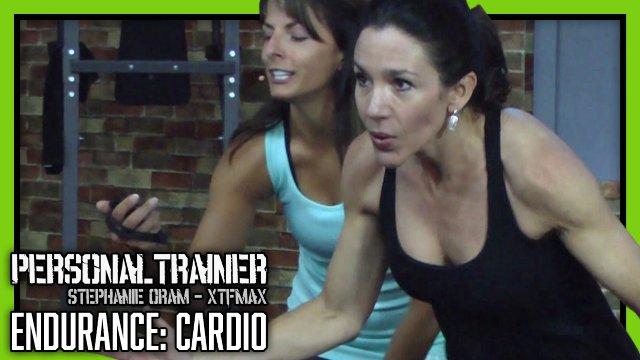 Personal Trainer Endurance Cardio