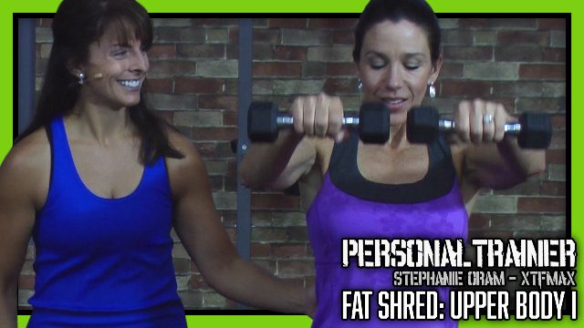 Personal Trainer Fat Shred Upper Body I