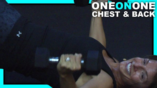 One on One Chest & Back