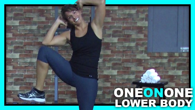 One on One Lower Body