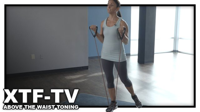 XTF-TV Above The Waist Toning