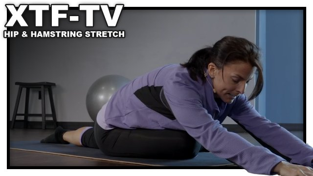 XTFTV Hip & Hamstring Stretch