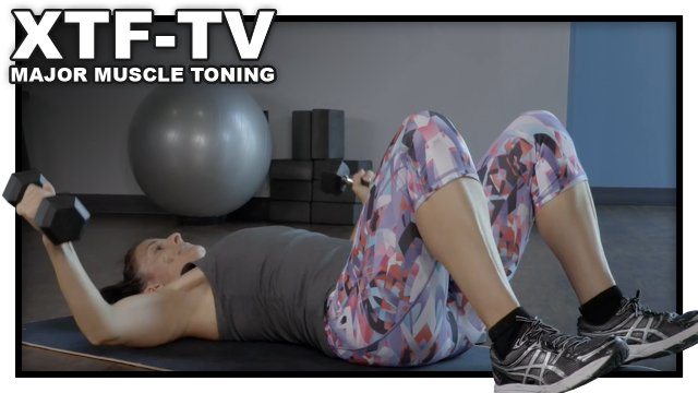 XTFTV Major Muscle Toning