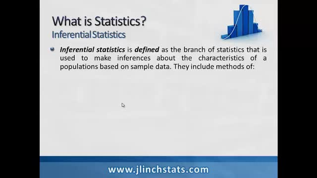 Learn Statistics Now! | Elementary and AP Statistics Video