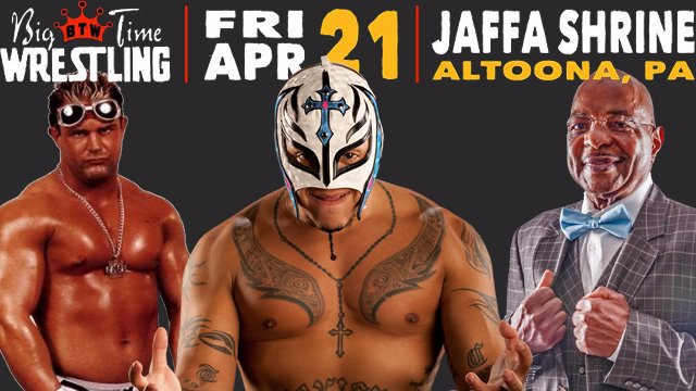 BTW in Altoona, PA: April 21, 2017