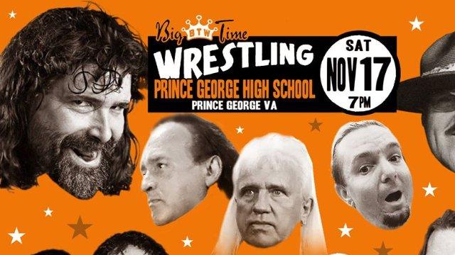 BTW Prince George, VA 11/17/18