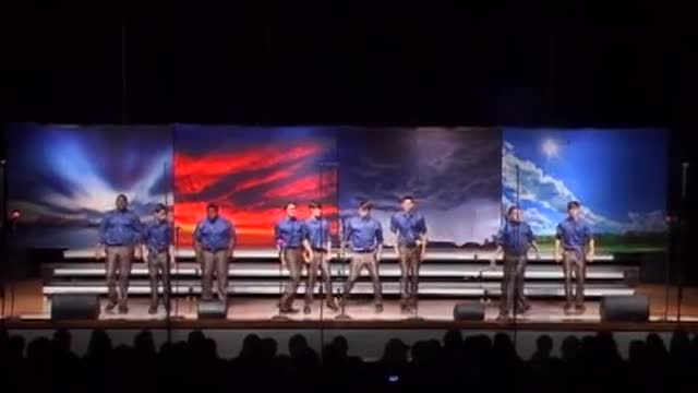 Pearl River Central High Choir -Central Attraction- Performance at 2013 West Jones Show Choir in Laurel, MS