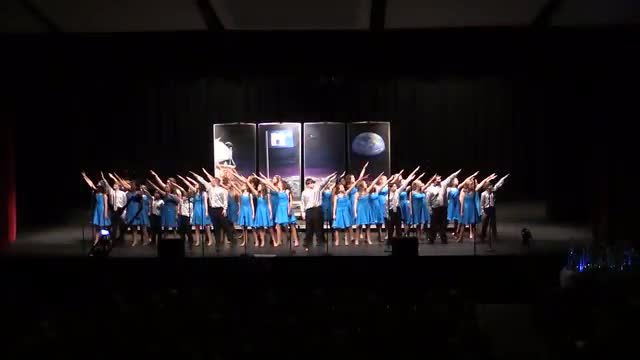 Helena Middle Choir-Music Machince Performance at 2014 South Central Classic in Homewood, AL