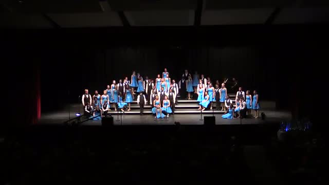 Opelika High Choir- Imaginations Performance at 2014 South Central Classic in Homewood, AL