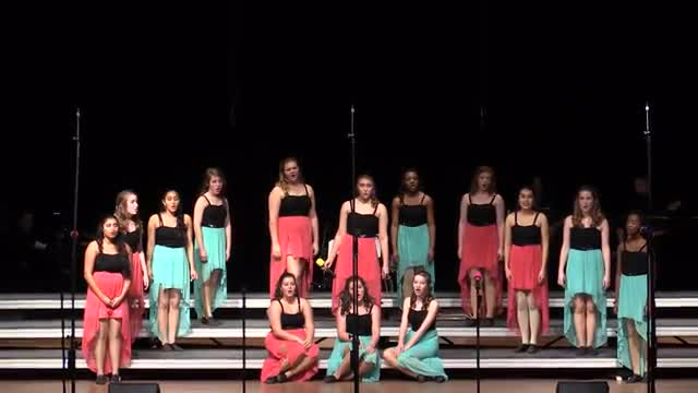 Spain Park High Choir - Southern Sensations Performance at 2014 West Jones Show Choir in Laurel, MS
