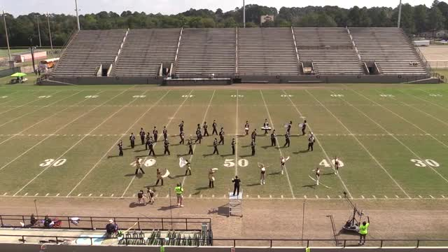 Excel High Band - Wide Angle ONLY - at 2013 Southern Showcase in Dothan