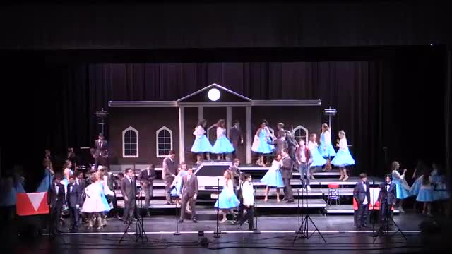 Fairfield High Choir Choraliers Finals Performance at 2014 Southern Showcase in Opelika, AL