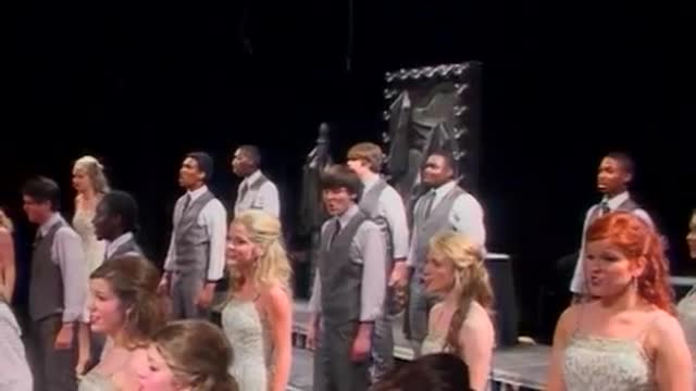 West Jones High Choir -Imagination-  Performance at 2013 South Jones Show Choir in Ellisville, MS