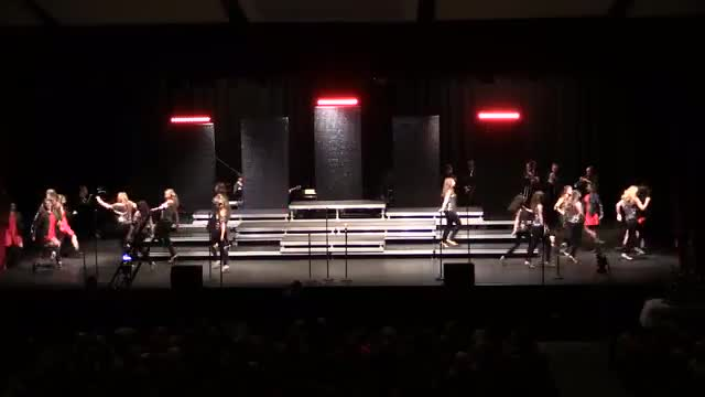 Oak Mountain High Choir- The Muses Performance at 2014 South Central Classic in Homewood, AL