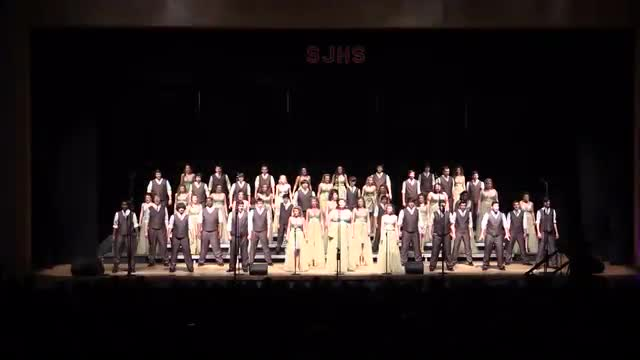 South Jones High Choir - Company Performance at 2014 South Jones Show Choir in Ellisville, MS