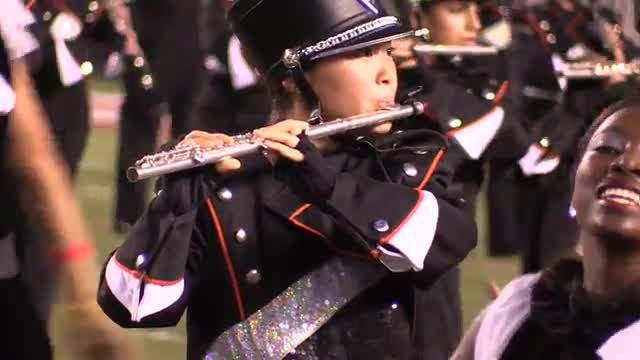 Hoover High Band at Jacksonville 2013 Contest of Champions