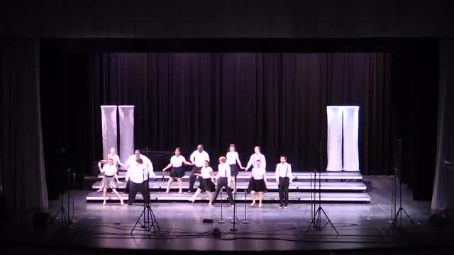 Pell City High Choir Showstoppers Performance at 2014 Southern Showcase in Opelika, AL
