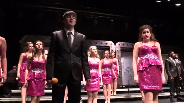 West Jones High Choir- Imaginations Performance at 2014 South Central Classic in Homewood, AL