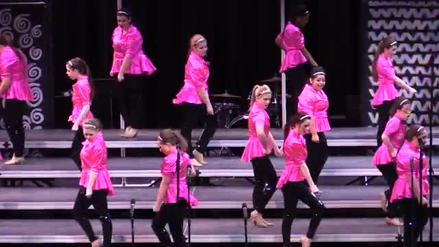 Tift County High Choir Ladies Choice  Performance at 2014 Southern Showcase in Opelika, AL